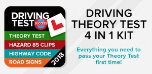 Theory test app