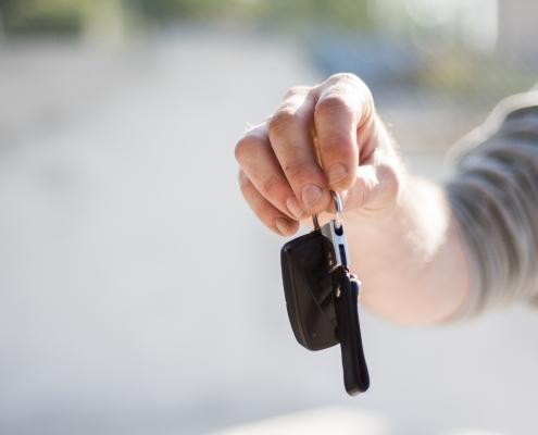 Car Hire Keys