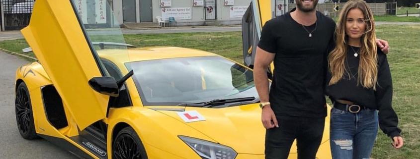 Lamborghini Learner