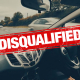 Disqualified driver